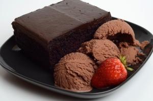 עוגה טעימה