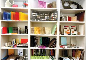 ספריית החומרים בחולון- תצלום ערן לם