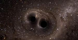 שני חורים שחורים