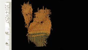בגדים שנמצאו בתמנע מהמאה העשירית לפני הספירה
